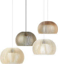 Suspension au design scandinave Atto 5000 en bois