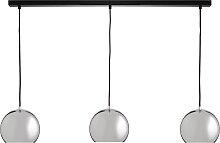Suspension BALL TRACK de Frandsen, Chrome glossy