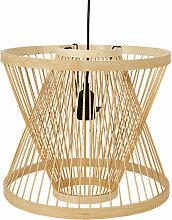 Suspension Bambou Kayla Naturel - Ostaria