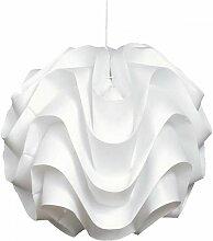 Suspension BOURBON Blanc - Blanc