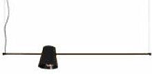 Suspension Cupido LED / L 149 cm - 1 abat-jour -