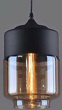 Suspension Design Cylindre Style Retro Vintage