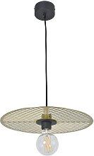 Suspension design Waterlily Ø40cm en métal par