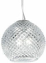 Suspension Diamond Swirl Ø 18 cm - Fabbian