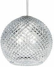 Suspension Diamond Swirl Ø 22 cm - Fabbian