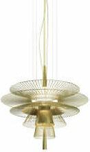 Suspension Gravity 1 LED / Ø 86 x H 81 cm -