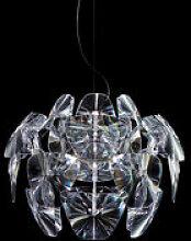 Suspension Hope Ø 61 cm - Luceplan transparent en