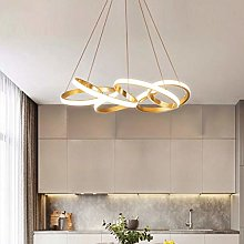 Suspension LED Dimmable Manger Lampe Pendentif