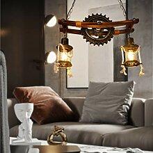Suspension Loft E27 Lampe Suspendue Style