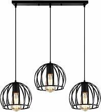 Suspension luminaire industrielle design forme