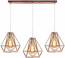 Suspension Luminaire Industrielle Design Vintage