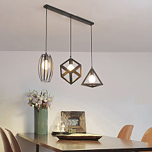 Suspension Luminaire Industrielle Vintage
