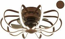Suspension Luminaire LED Ventilateurs