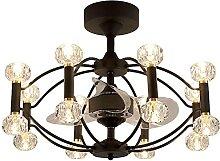 Suspension Luminaire Ventilateur de lustre à