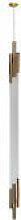 Suspension ORG Vertical Medium / LED - H 160 cm /