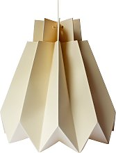 Suspension origami en papier kit DIY