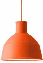Suspension Unfold / en silicone - Muuto orange en