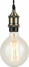 Suspension vintage salon lampe suspendue dans