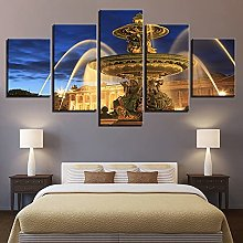 SVDS Toile Peinture HD CanvasFor Salon Décoration