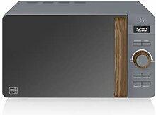 Swan Nordic Micro-ondes numérique 20 L, 6 niveaux