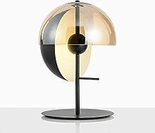 SXFYWYM Lampe De Table en Verre Moderne