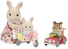 Sylvanian families - tricycle & mini voiture