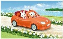 Sylvanian families - voiture cabriolet