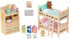 Sylvanian family 4254 : mobilier chambre enfants