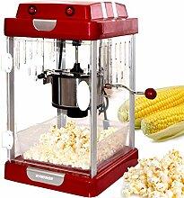 Syntrox Germany Machine à pop-corn PCM-310W Texas