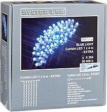 System LED 465-59-14 Extra Rideau lumineux LED