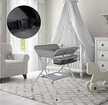 Table À Langer pliable pour nouveau-né, meuble