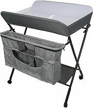 Table à langer pour bébé, table de station de