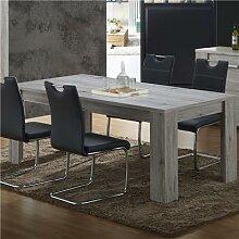 Table à manger 190 cm contemporaine couleur