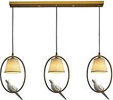 Table À Manger Pendentif Lampe Moderne Ovale