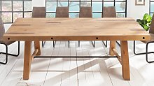 Table à manger rectangulaire bois de pin massif