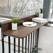 Table Balustrade Balcon Suspendue, Table
