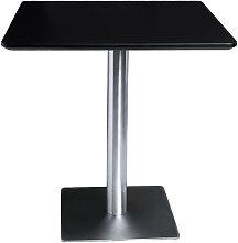 Table Bar Samp Noir