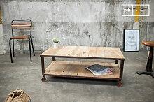 Table basse 2 plateaux Aristodes