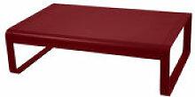 Table basse Bellevie / Aluminium - 103 x 75 cm -