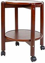 Table basse de la chambre Table basse ronde