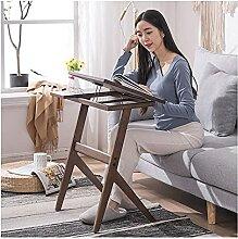Table basse en bambou naturel - Table basse