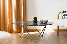 Table basse en marbre Trivisan