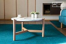 Table basse en marbre Västra