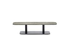 Table basse extérieur KODO 129 x 45 de Vincent