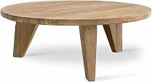 Table basse Greffeil en bois