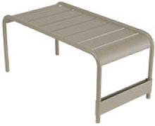 Table basse Luxembourg / Banc - L 86 cm - Fermob