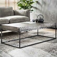 Table basse rectangulaire en bois DAYTON 2