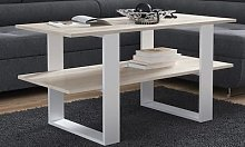 Table basse rectangulaire Selsey 120 x 55 cm :