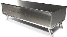 Table basse scandinave bois rectangulaire Viking
