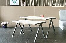 Table basse scandinave gigogne Arlanda